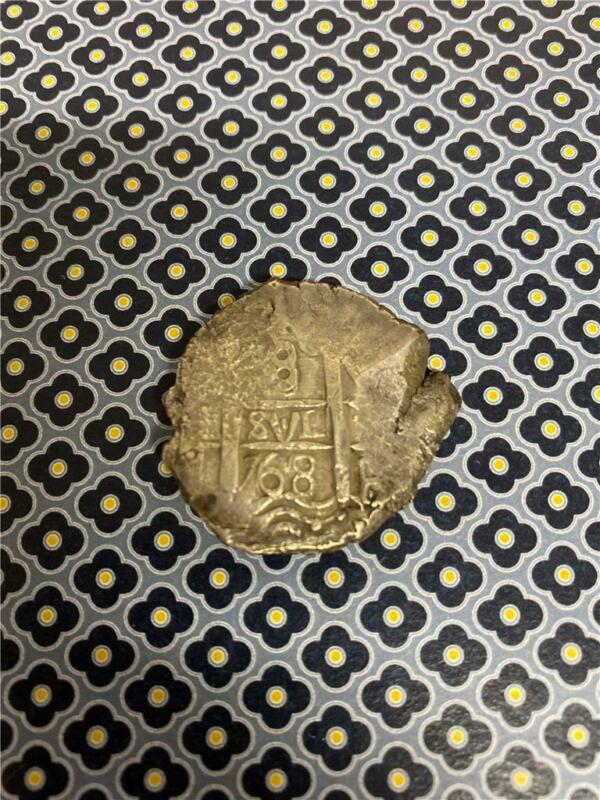 1768 Bolivia 8 Reales Charles III
