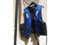 Mens like new lifejacket