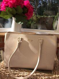 Ladies Modalu Leather Handbag - Brand New