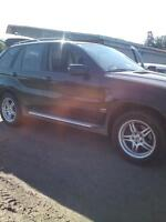 Bmw x5 for sale open to offers