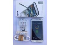 Samsung Galaxy Note 2 16GB White Boxed VISIT MY SHOP Unlocked Warranty with Receipt Mint Condition