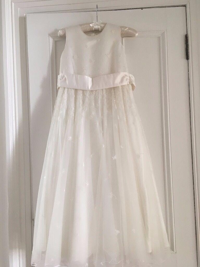 Holy Communion / Bridesmaid / Flower girl Dress Jasper Conran 11 ...