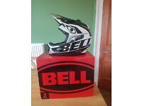 Bell full 9 fullface helmet dh enduro mountain bike
