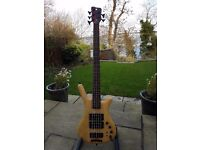 Warwick Corvette $$ 5 string Bass for sale