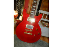gibson les paul standard double cut cherry