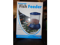 JEBAO Automatic Pond Fish Feeder 5L *Brand new in box