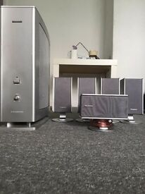 Panasonic Home Cinema 5.1 speakers