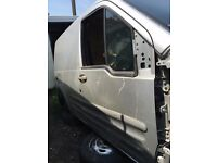 Ford Transit Connect 05 Breaking O/S Door Silver