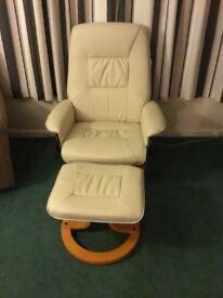 Tuscany Reclining Massage Chair