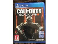 Call of duty black ops 3 (PS4) perfect condition