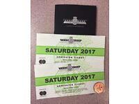 GOODWOOD FESTIVAL OF SPEED TICKETS X 2 SATURDAY JULY 1ST
