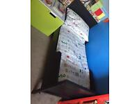 Kids IKEA bed frame also have mattresses