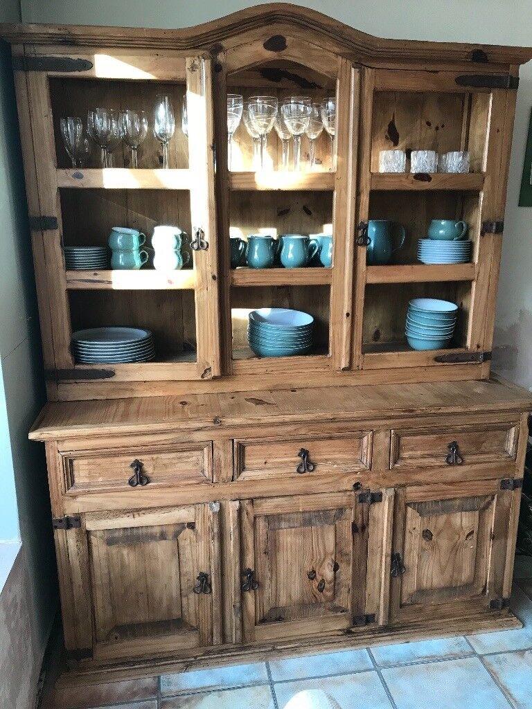 Mexican Pine Dresser