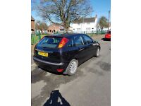Ford Focus 1.8i 16v Ghia Hatchback 5d 1796cc MOT until march 30th 2017, good condition for age