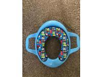 Thomas the Tank toilet seat