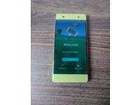Sony Xperia XA Lime Gold - 16GB (F3111)