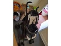 Silver Cross Buggy -Used