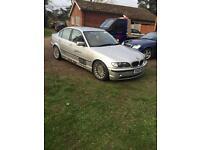 Breaking BMW e46 facelift 2003 3sdm alloys ect