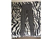 River Island leggings size 6