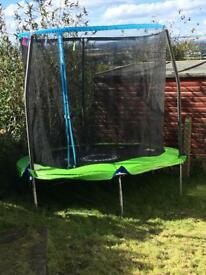 8 ft powersports trampoline