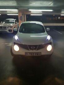 2013 (63) Nissan juke acenta premium automatic
