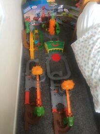 All brand new Thomas the tank engine tracks