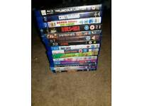 BLURAYS £2 EACH OR 3 FOR £5