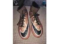 Child's Nike Hypervenom Football Boots