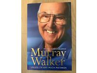 MURRAY WALKER SIGNED AUTOBIOGRAPHY