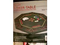 Delux Poker Table Top
