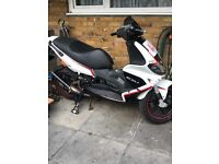 Gilera runner 50 on a 10 plate with 3900miles from new