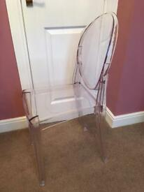 Ghost Style Starck Chair