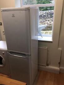 Indesit fridge freezer excellent condition