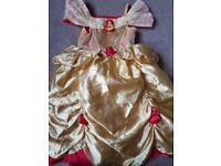 Disney Princess Belle dress reversible