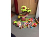 Happyland forest fairy tree house