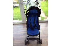 Chicco Echo Buggy Marine Blue with Rain cover in BS3 area Bristol