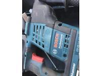 Bosch Gbh 36. 36v sds tassellatore e scalpellatore