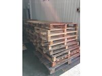 90 wooden Pallets £1.00 each in Estover