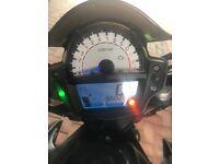 Kawasaki er6-n 2014 650cc touring bike street fighter road legal motorbike