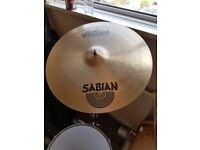 """Sabian HH Hand Hammered Manhattan ride 20"""""""