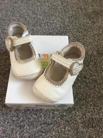 Clarks Girls First Shoes
