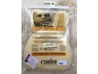 CHRIST lambskin wool pushchair fleece/liner