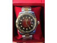 Rolex date just not submariner deep sea not tag