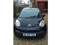 💗Citroen C1 Black 5dr Rythmn 1.0 litre💙 LOW MILEAGE
