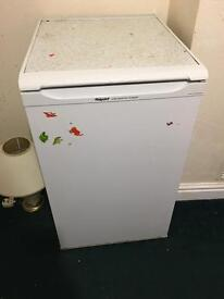 Hotpoint small fridge for sale good condition