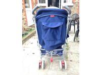 Maclaren Techno XLR pushchair from birth
