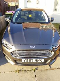 Ford Mondeo 1.5 TDCi ECO Zetec Edition (s/s) 5dr, SAT NAV system BLUETOOTH APPLE CARPLAY 2100 MILES