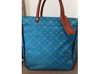 Russet Purse/Handbag, Expensive Japanese Brand