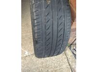 225.50.16 Tyre only
