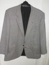 A Genuine Varteks Herringbone Jacket Size Regular 46